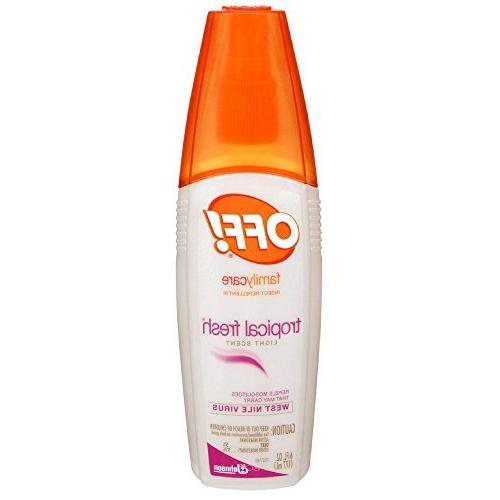 familycare insect repellent lll