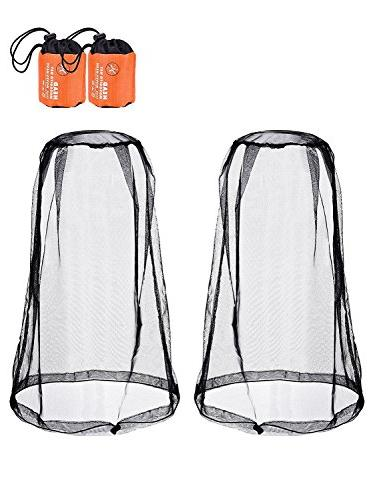 Yotani Head Mosquitos Net Repellent Fine Camping Backpacking Protect Insects and