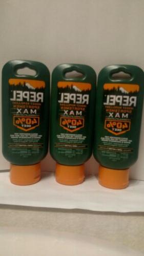 insect lent sportsmen max formula lotion 40