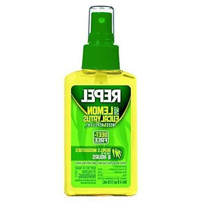 Repel insect mosquitoes lemon eucalyptus repellent camping h