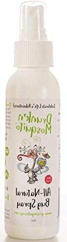 Drunk'n Mosquito 2 oz All Natural Insect Repellent