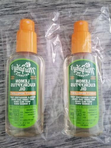Murphy's Naturals Lemon Eucalyptus Oil Insect Repellent | DE
