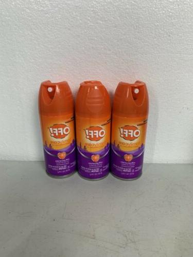 lot of 3 off family care insect
