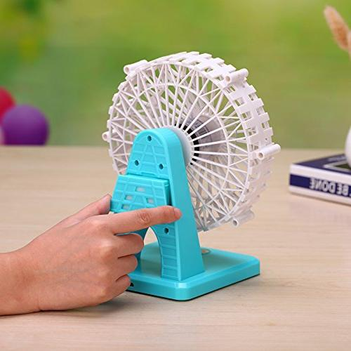 Mini Scent Fanner with The Mosquito Repellent Home and Office