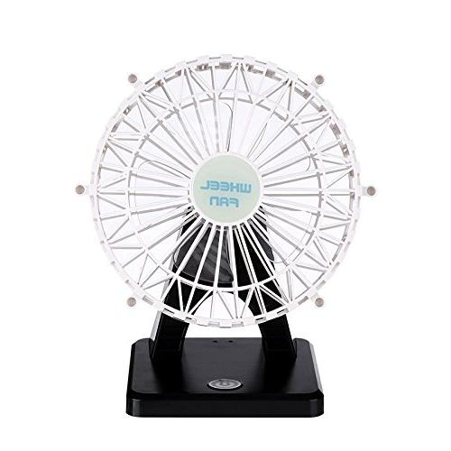 Mini Fan Scent with Mosquito for and