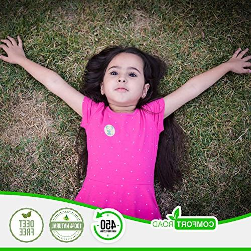 Mosquito Repellent Patch 72 Count Keeps Insects Bugs Apply to Clothes, Adult, Kid-Friendly, Outdoor Camping