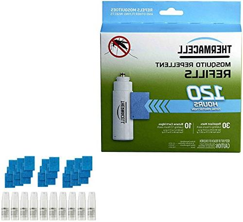 Thermacell MR-D201 Halo Mosquito Slate Refill Pack