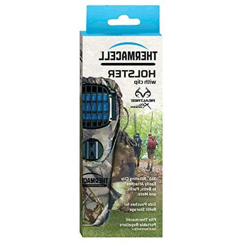 ThermacellMosquito Repeller Holster, Xtra MR-HTJ