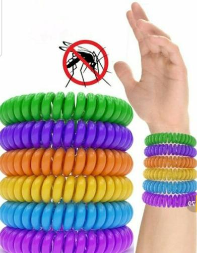 Natural 12pack Wrist Insect Protection