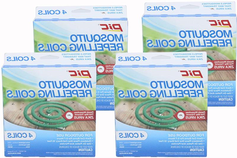 pic mosquito repellent coil insect killer camping
