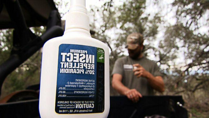 Sawyer Products Premium Repellent/Mosquito with 20% TWIN PACK