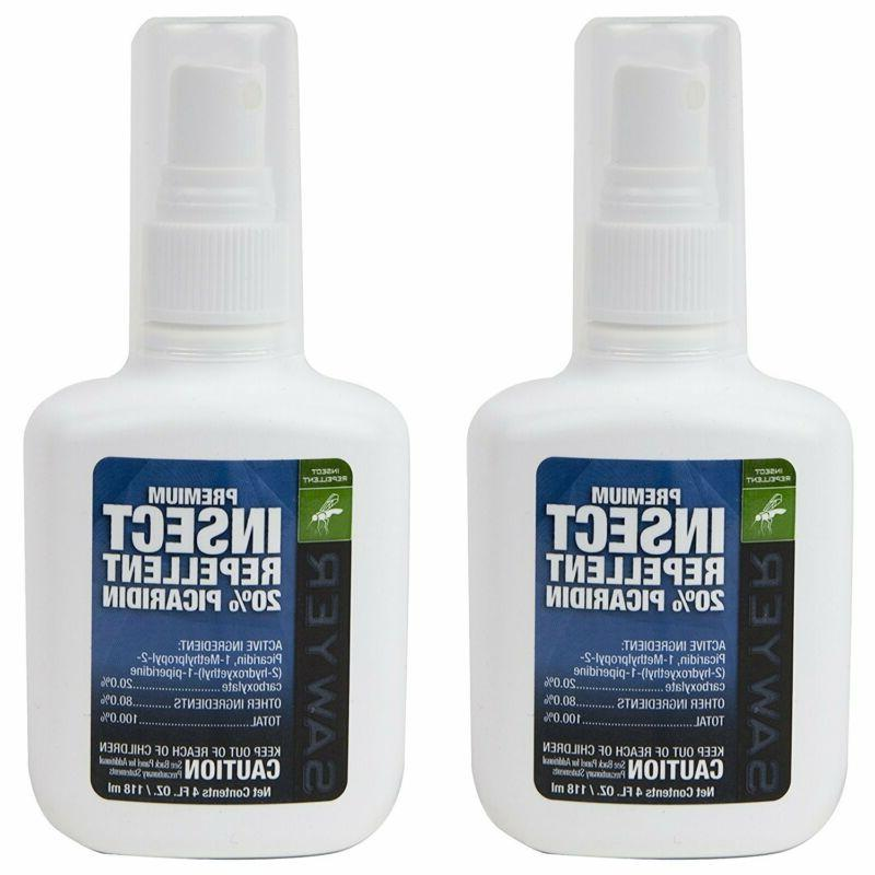 Sawyer Repellent/Mosquito TWIN PACK