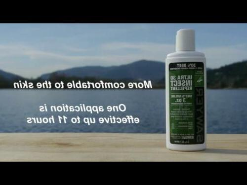 Sawyer Products Ultra 30% DEET in Base Lotion