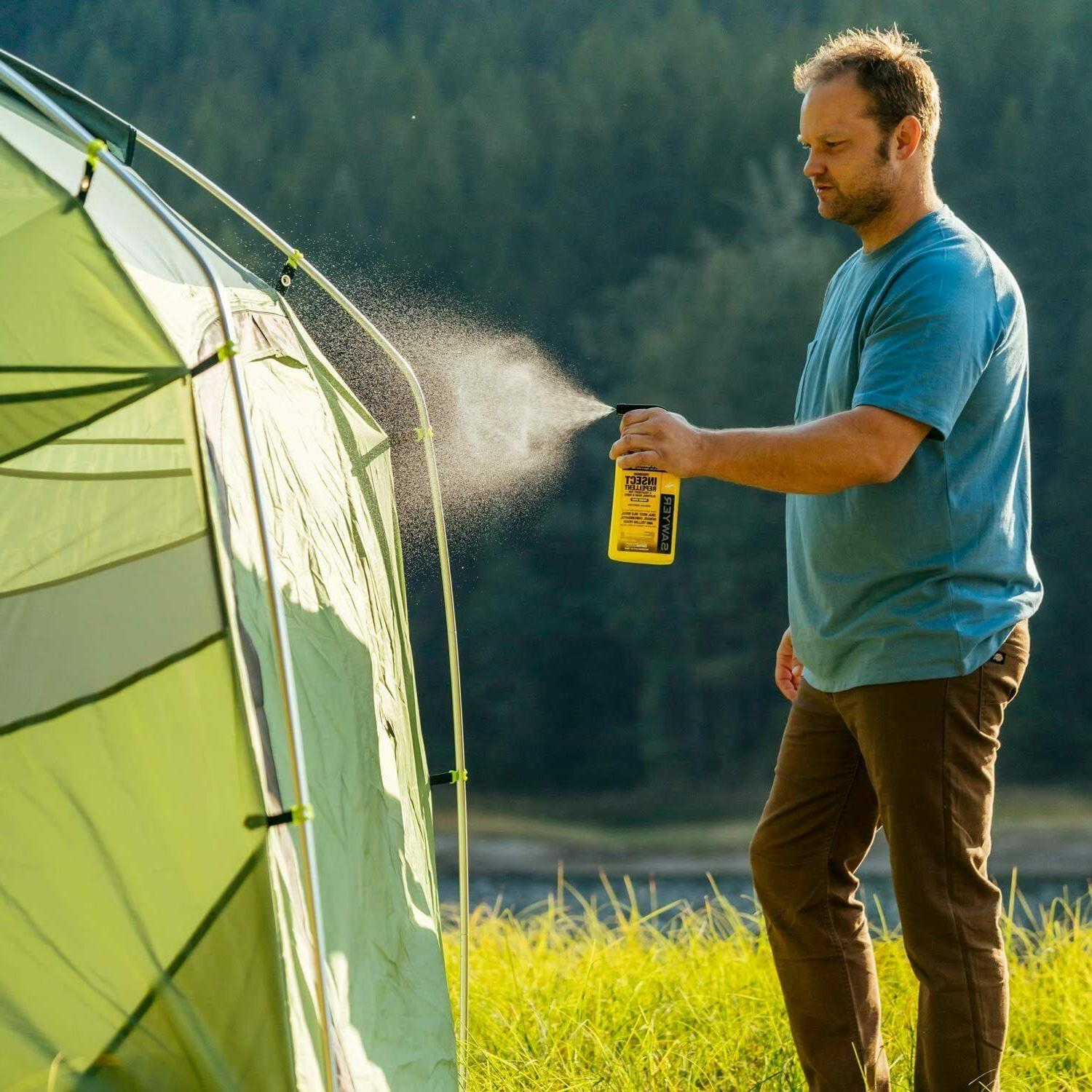 Sawyer Premium Insect Repellent Gear & Tents
