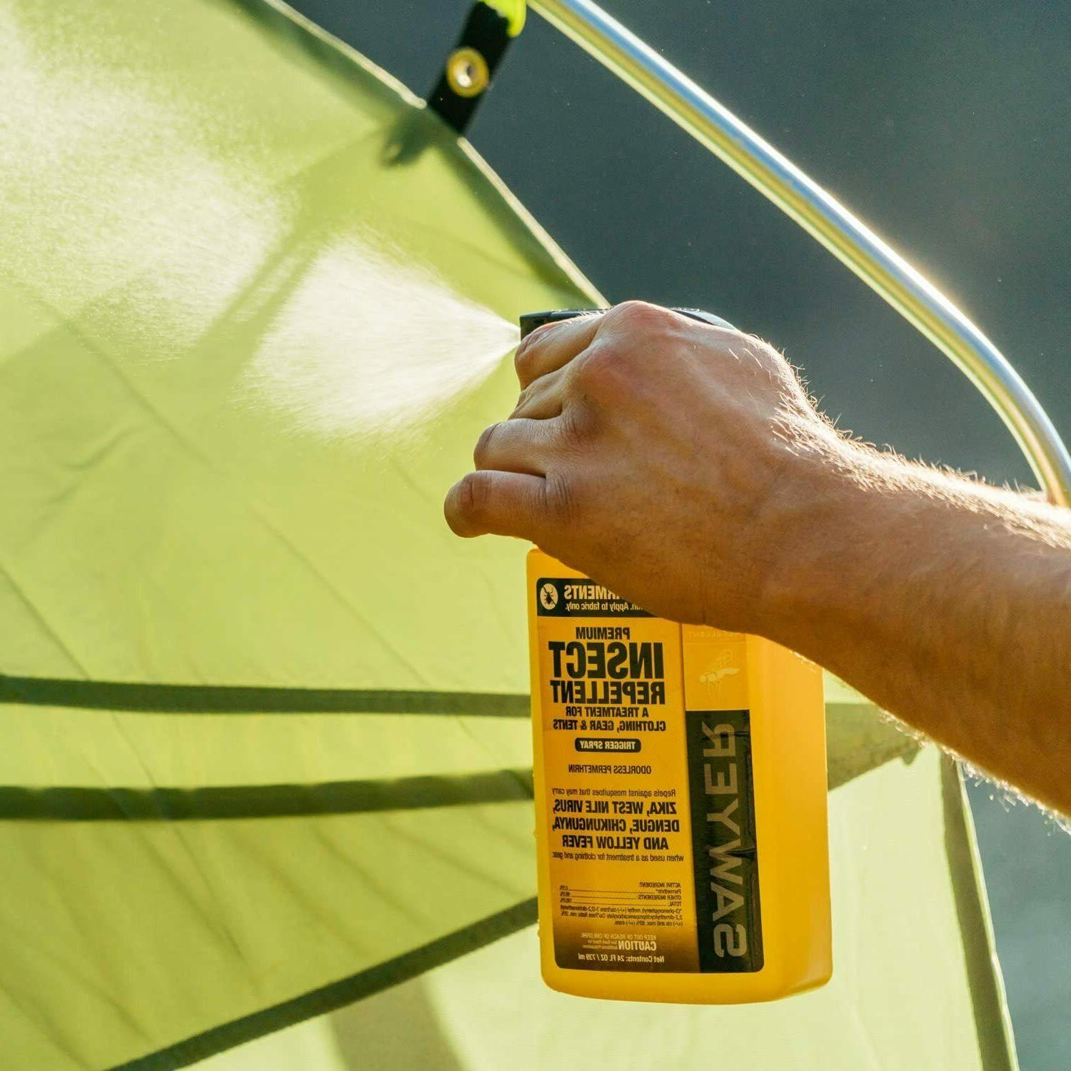 Sawyer Premium Permethrin Mosquito Insect Gear &