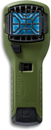 Thermacell MR300 Portable Mosquito Repeller, Olive Green; Co