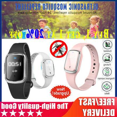 ultrasonic anti mosquito repellent insect pest bugs