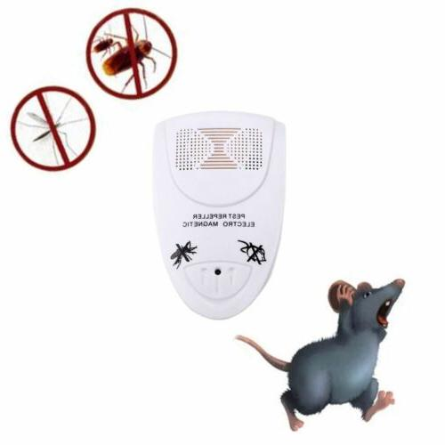 Ultrasonic Electronic Indoor Mosquito Rodent Insect