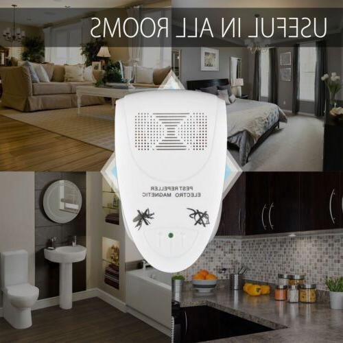 Ultrasonic Electronic Mosquito Rodent Mice Insect US