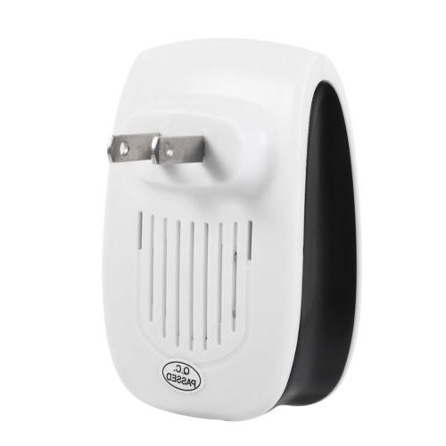 US Ultrasonic Electronic Anti Mosquito Insects Mouse Killer