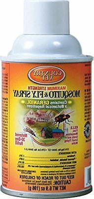 ZEP 342033CV Mosquito/Fly Refill Repellent Spray, 6.9-Ounce