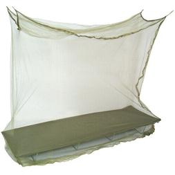 LARGE Mosquito Insect Repellent Net Field Bar Netting Cot Te