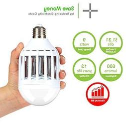 LED Bulb Anti Pest Reject Mosquito Insect Cockroach Mouse Ki
