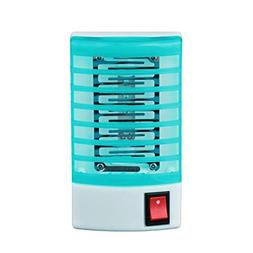 Celendi LED Light Mosquito Killer Socket Electric Mosquito F