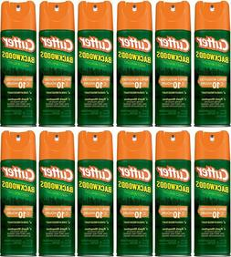 Lot of 12 Cutter Backwoods Insect Bug Fly Mosquito Repellent