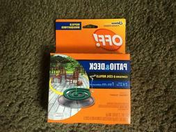 OFF Mosquito Coils Refill Patio & Deck Country Fresh Scent P