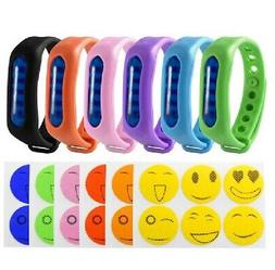 Mosquito Insect Repellent Bracelets, Repellent Wristband, Bu