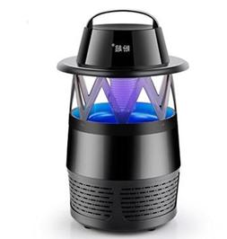 Outdoor Mosquito Killer Lamp LED Photocatalyst Mute Fan Nigh