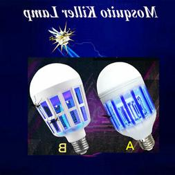Mosquito Killer LED Bulb LED Bug Zappers Lamp Insect Repelle