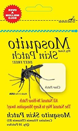 Mosquito Patch Travel Pack OVER 1 MILLION SOLD Re-closable p