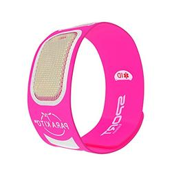 PARA'KITO Mosquito Repellent - Sport Edition Wristbands - Fu