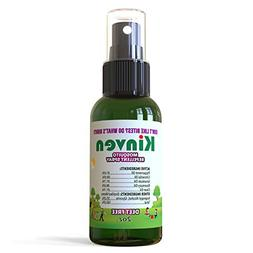 Kinven Mosquito Repellent Spray for Kids & Adults, Safe, Non