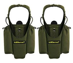 Thermacell Mosquito Repellent Appliance Holster, Olive, 2-Pa