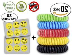 Duuda Mosquito Repellent Bracelet Insect & Bug Repellent Ban