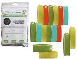 Mosquito Repellent Bracelet Insect 16 Pack Long Lasting for