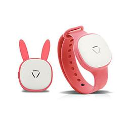 Mosquito Repellent Bracelet Silicone Ultrasonic Electronic A