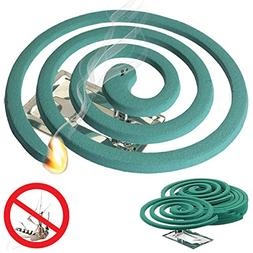 W4W Mosquito Repellent Coils - Outdoor Use Reaches Up to 10