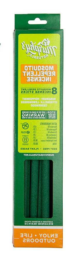 Murphy's Naturals Mosquito Repellent Incense Sticks | Bamboo