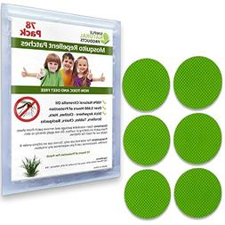 Simple Natural Products Mosquito Repellent Patch  Insect Rep