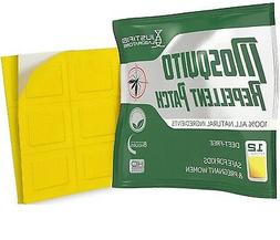 Mosquito Repellent Patch Natural Lemon Eucalyptus Essential