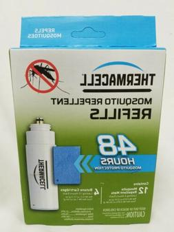 Thermacell Mosquito Repellent Refill 48-Hour Protection 12-M