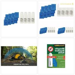 Thermacell Mosquito Repellent Refill Pack Bundle