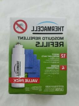 ThermaCELL Mosquito Repellent Refill Value Pack SEALED - 48h