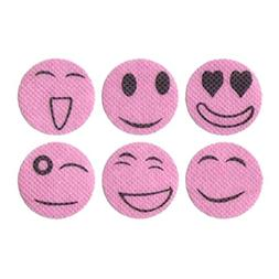 ProShield 72 Hour  Natural Mosquito Repellent Smiley Patch P