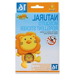 Simba Natural Mosquito Repellent Sticker  DEET-Free with Cit