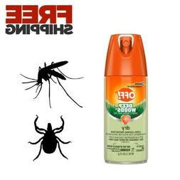 Insect Repellent Spray Mosquito Tick Camping Body Clothes Hu